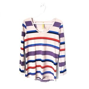 Lole Striped Long Sleeve